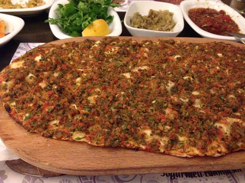 1- Beyran Antep Mutfağı