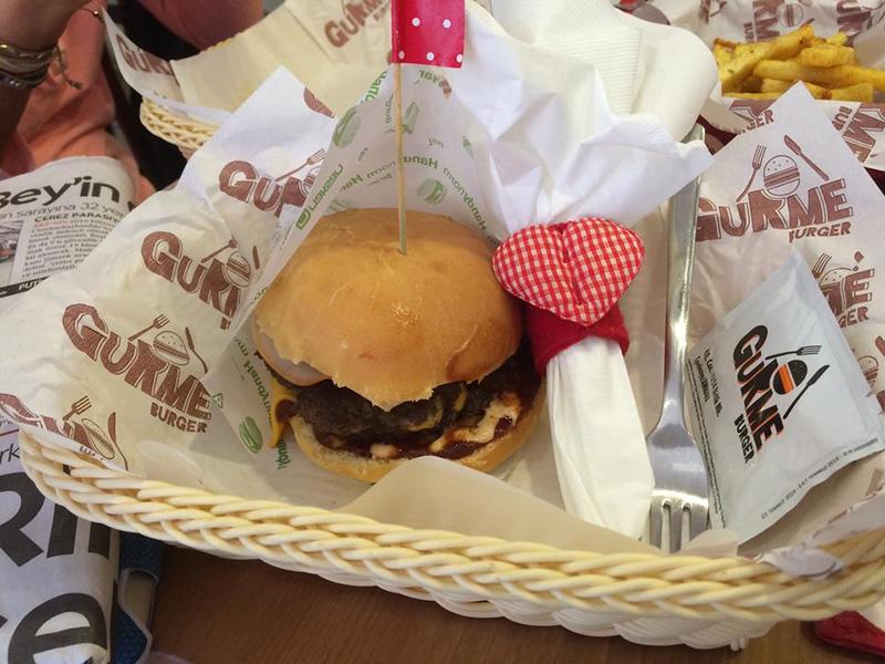 7- Gurme Burger