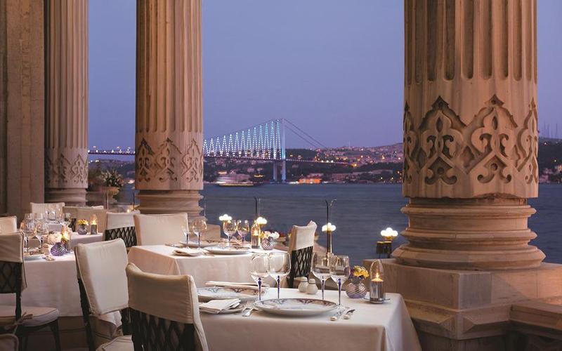1- Tuğra Restaurant