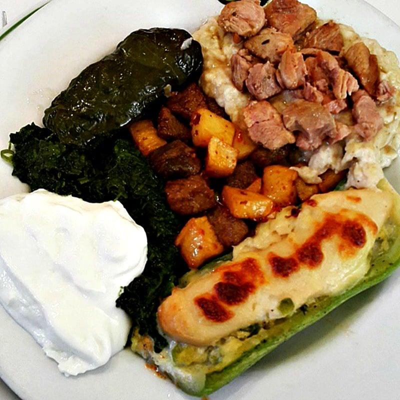 1- Bahar Havuzlu Restaurant, Kapalıçarşı
