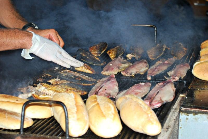 5- Balık Ekmek