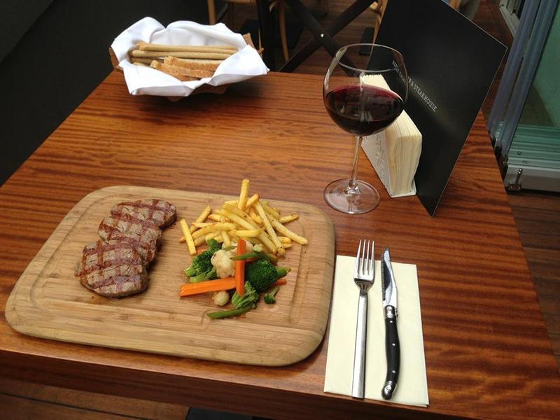 7- Bebek Kasap & Steakhouse