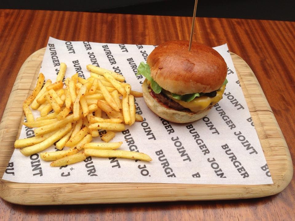 7. Burger Joint