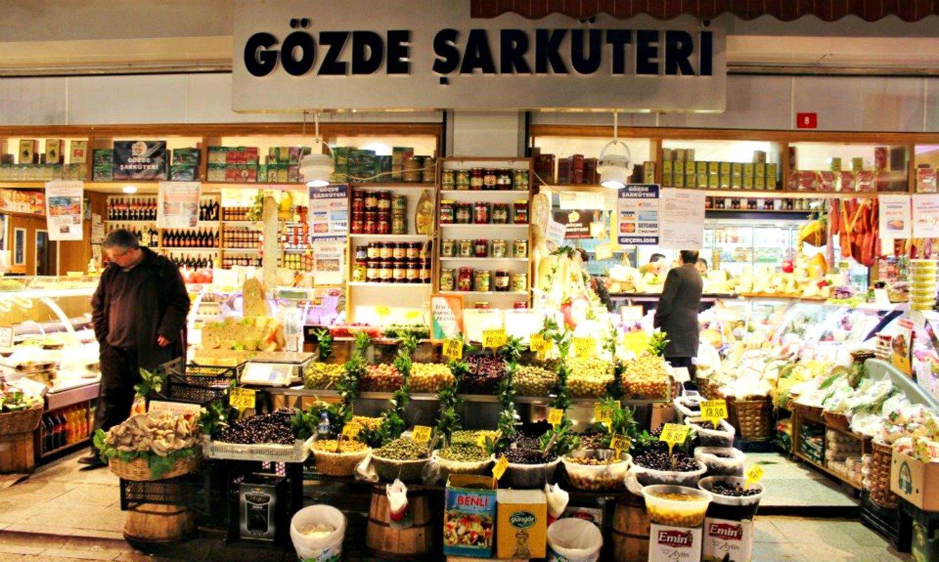 1- Gözde Şarküteri, Kadıköy