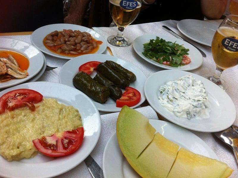 7- İmroz Restaurant