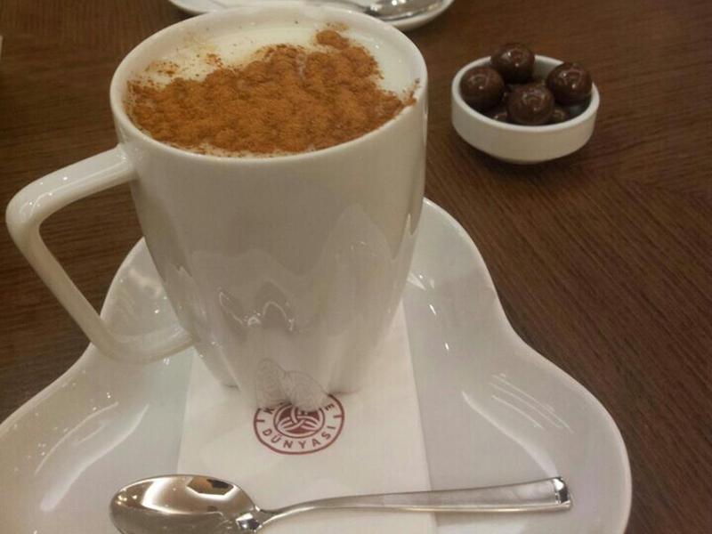 7- Kahve Dünyası