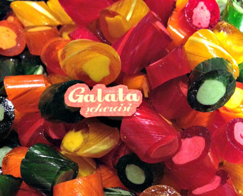 13- Tarihi Galata Şekercisi