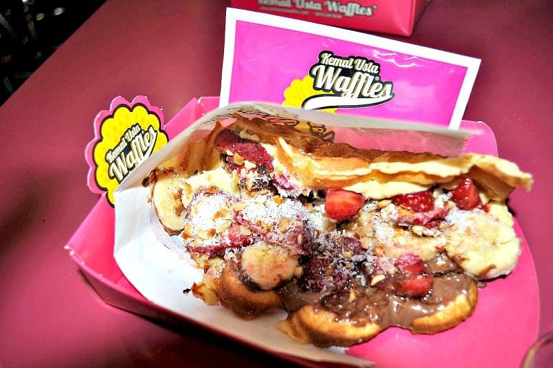 1- Kemal Usta Waffles