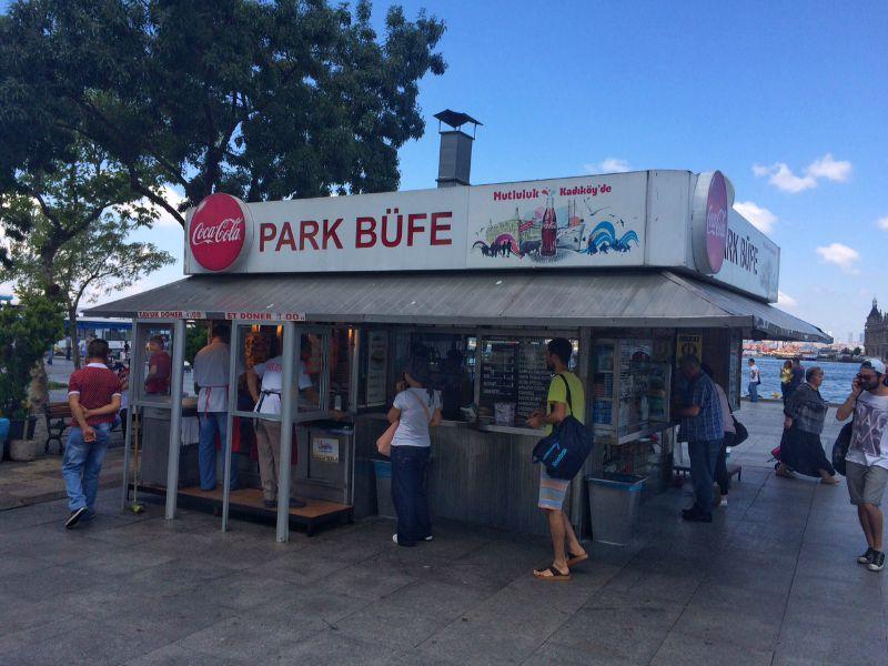 1- Park Büfe