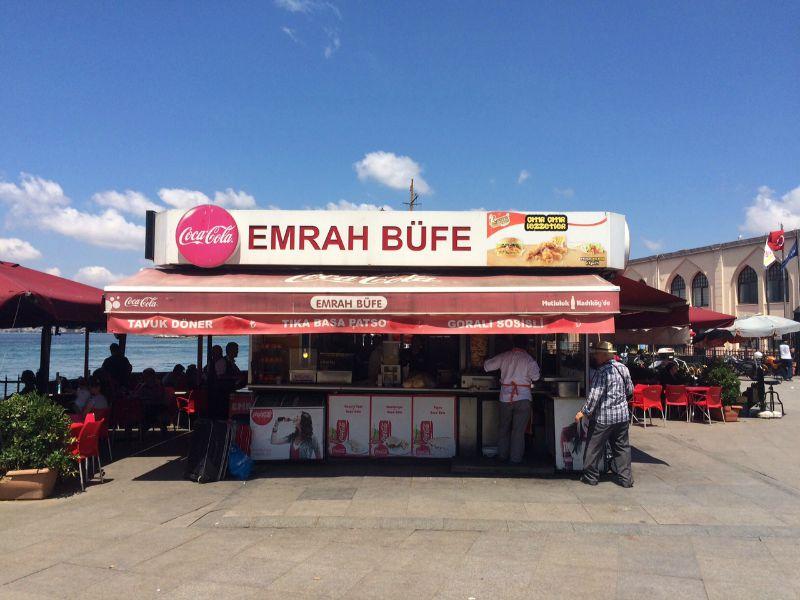 2- Emrah Büfe