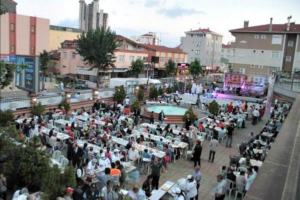 02- Kartal Belediyesi İftar Çadırı