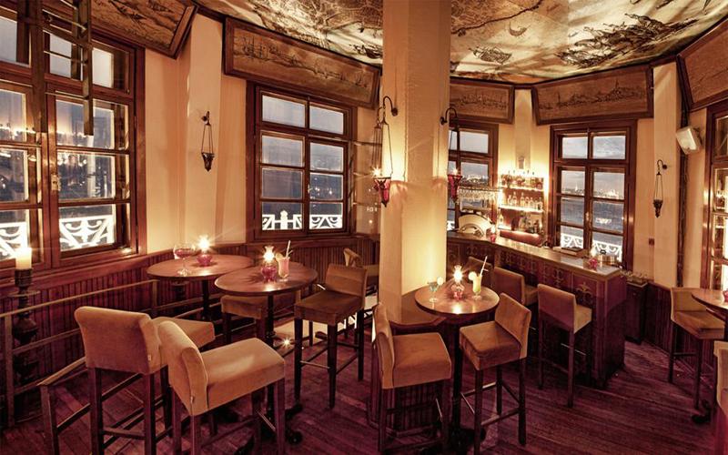 1- Kız Kulesi Restaurant