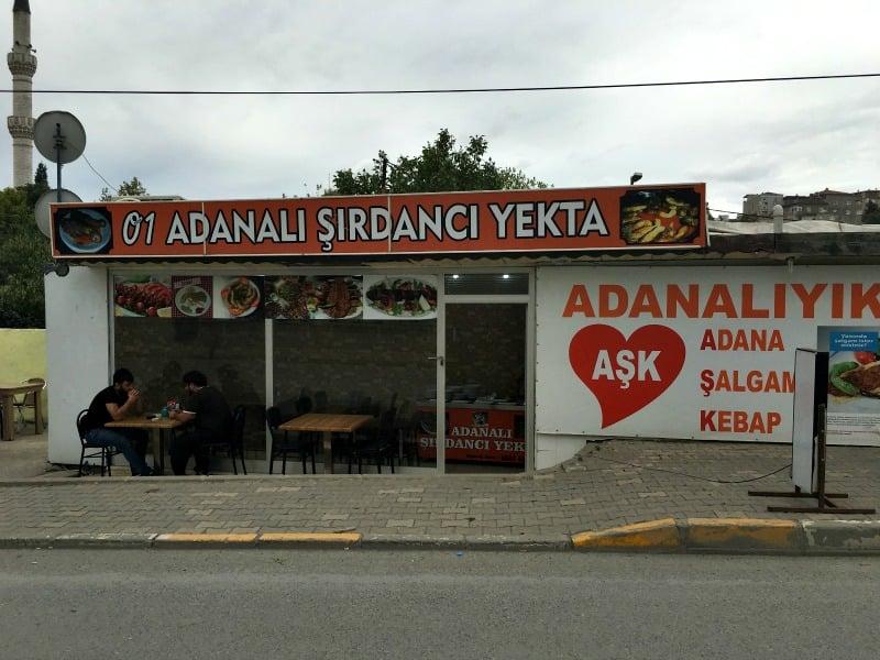 01 Adanalı Şırdancı Yekta Usta - Ataşehir