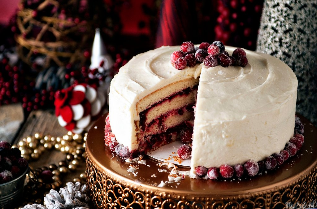Yaban mersini ile cupcake: yemek tarifleri