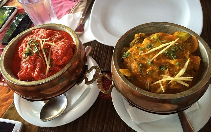 İstanbul En İyi Hint Restaurantları