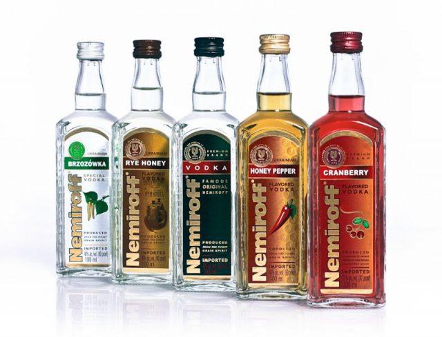 Gorilka Nemiroff Vodka