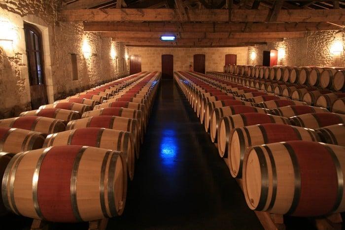 Bordeaux mahzen