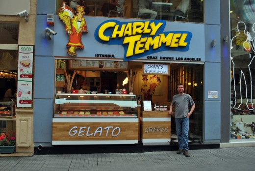 Charly Temmel - Beyoglu