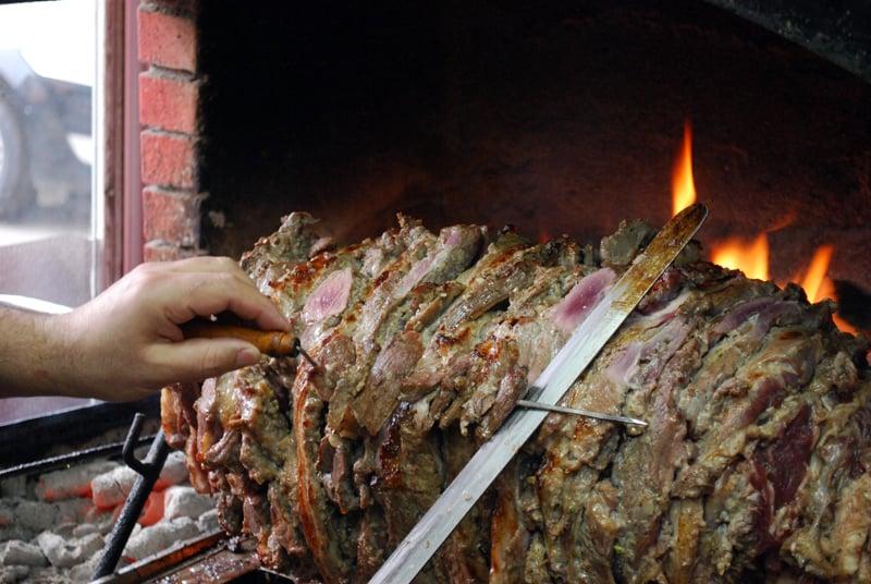 """Gel-Gör Cağ Kebabı - Şakir Usta """"Tatari"""" hazırlıyor"""