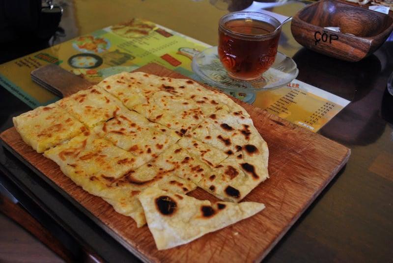 Gözleme - Türkmen Cafe