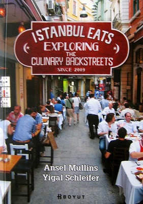 Istanbul Eats Book
