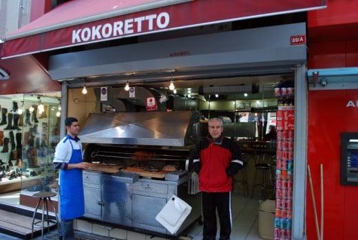 Kokoretto - Kadıköy / Salih Gürbüz