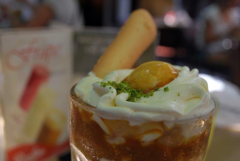 Kup Griye, Baylan Pastanesi, Kadıköy