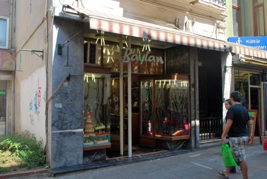 Baylan Pastanesi, Kadıköy, 2011