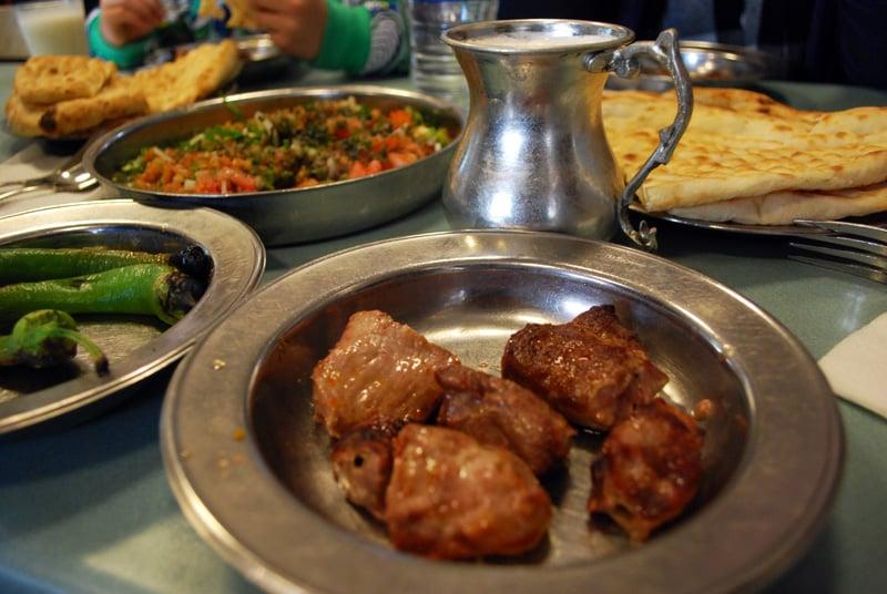 Küşleme - Kebapçı Halil Usta - Gaziantep