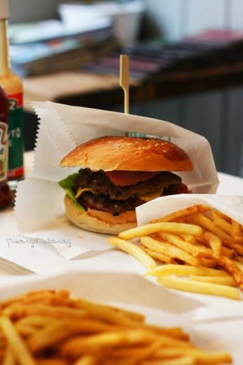 Mano Burger - Tünel