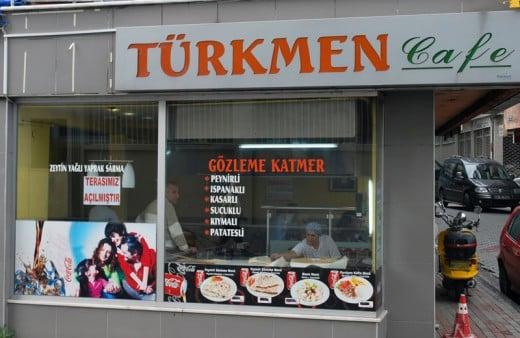 Türkmen Cafe - Levent