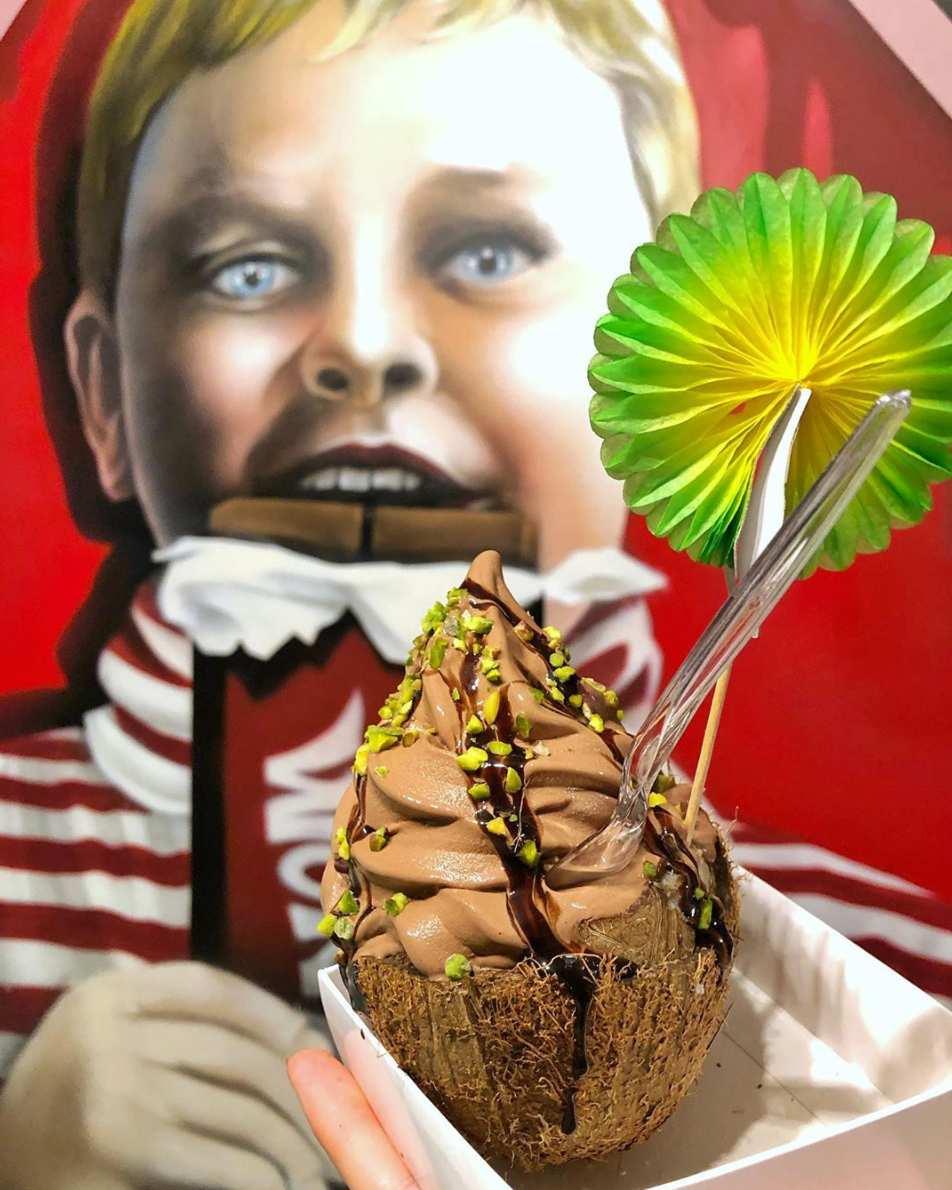 Willy Wonka Chocolate