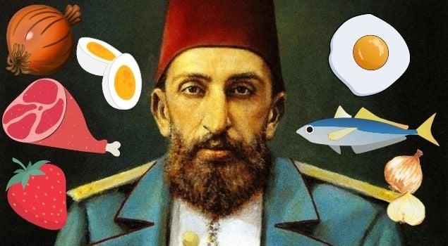 Sultan II. Abdülhamid'in Soğanlı Yumurtası Ve Sarayda Üç Öğünü Nasıldı?