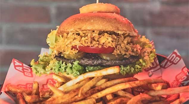Ankara'nın En İyi Şef Burgercileri