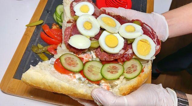 asker abi sandviç