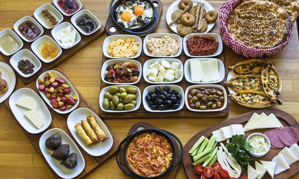 Avrupa Yakası'nın En İyi 7 Kahvaltıcısı