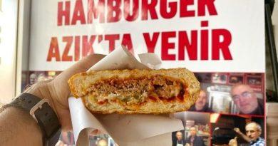Giresun'da En İyi Hamburger Nerede Yenir? Azık Burger, Namık Abi, Giresun