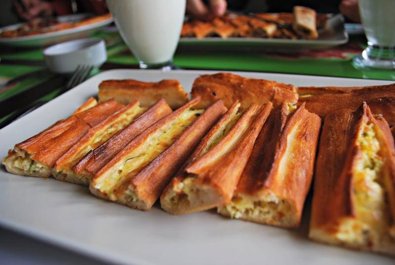 Peynirli Pideler, Bafra Pide Kiziltoprak