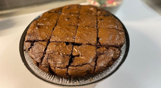 Sufle Tadında Brownie Tarifi
