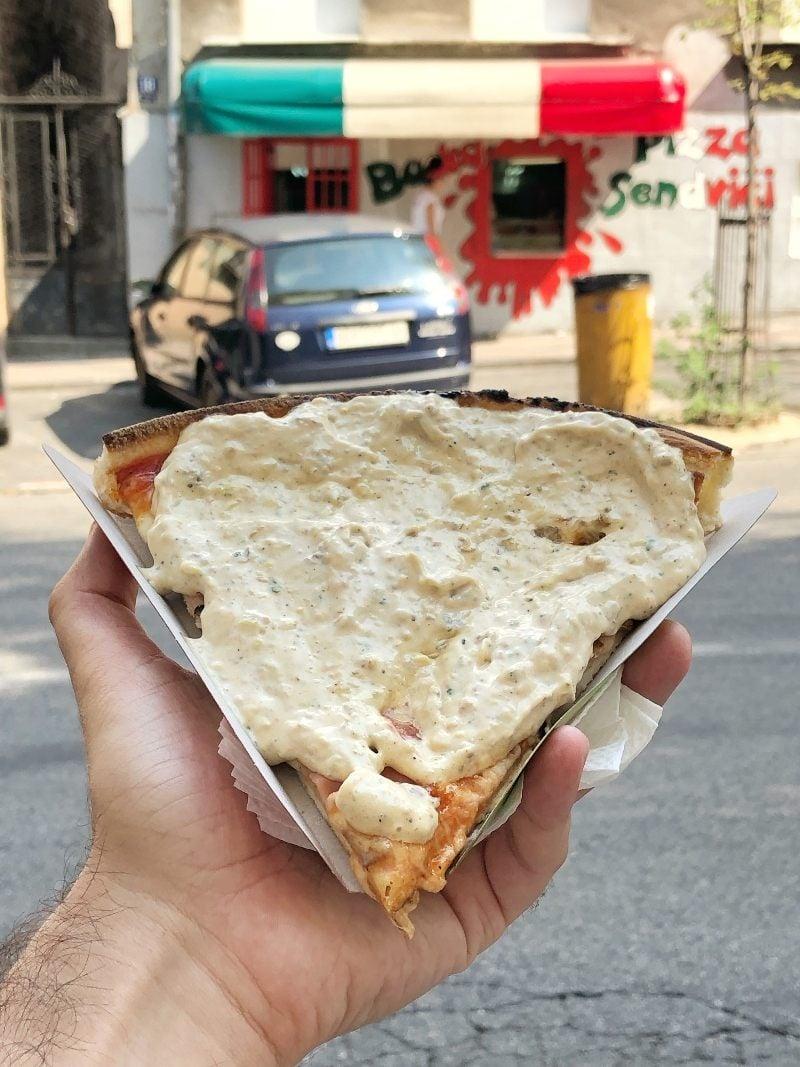 bucko soslu pizza