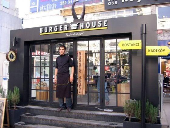 Burger House Şaşkınbakkal