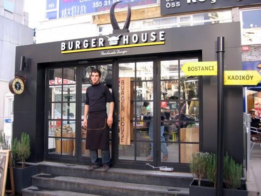Burger House - Şaşkınbakkal