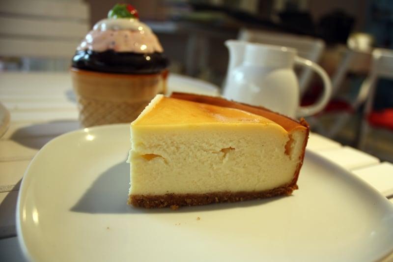 Cheesecake - Keyifli Tatlar