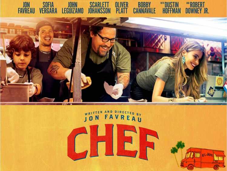 Jon Favreau'nun Chef'ini İzleyin!