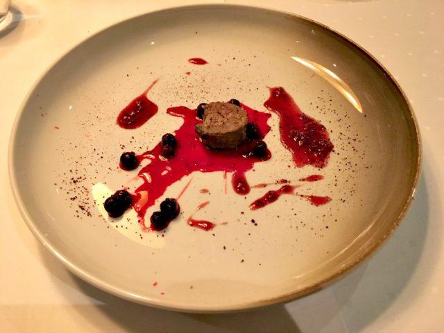 Norveç Bergen'de Fine Dine Restaurantı