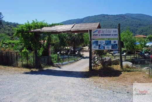 Ekin Cafe ve Restaurant, Dalyan, Ortaca, Muğla Copyright 2013 Harbiyiyorum.com