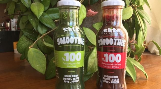 elite smoothie