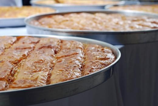 Emek Mantı - Laz Böreği, 101 Lezzet 2014, Copyright 2014 Harbiyiyorum.com