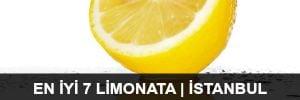 En İyi 7 Limonata | İstanbul - 2014