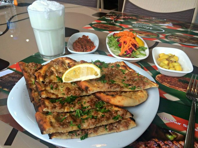 Sivas'ta Etli Ekmek Nerede Yenir? Mücahit